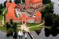 Trakų salos pilis - Zamek Trocki