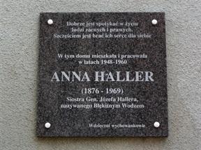 Pani Hallerowa Radio Zachód