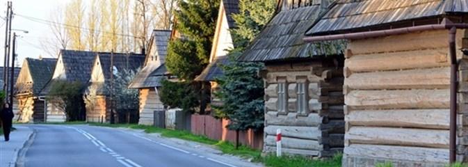Żywy skansen w Chochołowie