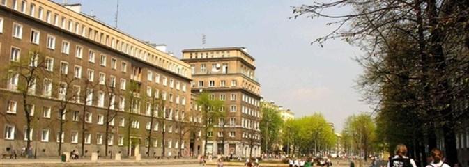 Nowa Huta - architektoniczny portret miasta
