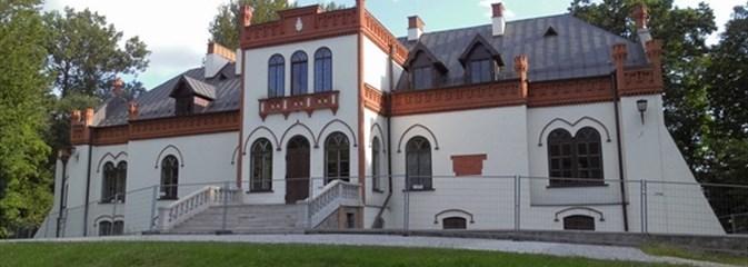Ujazd. Pałac Ostrowskich