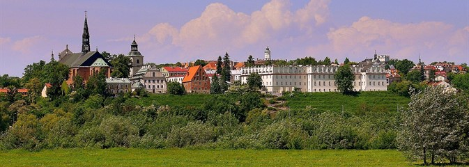 Klimatyczny Sandomierz