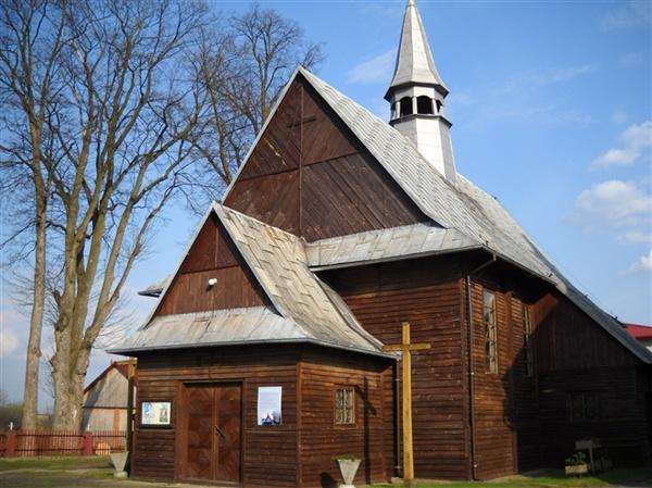 Kościół p.w. św. Jana Gwalberta i św. Tekli w Stanach, Stany woj. podkarpackie