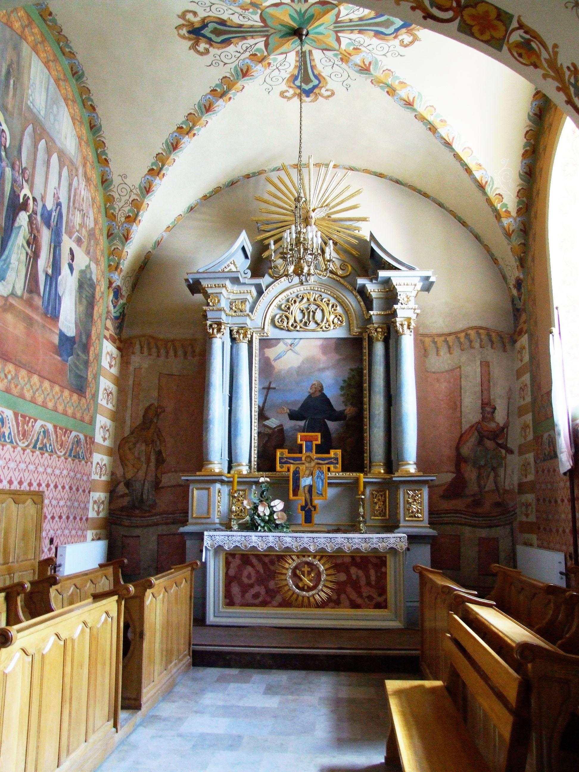 sanok kościół franciszkanów