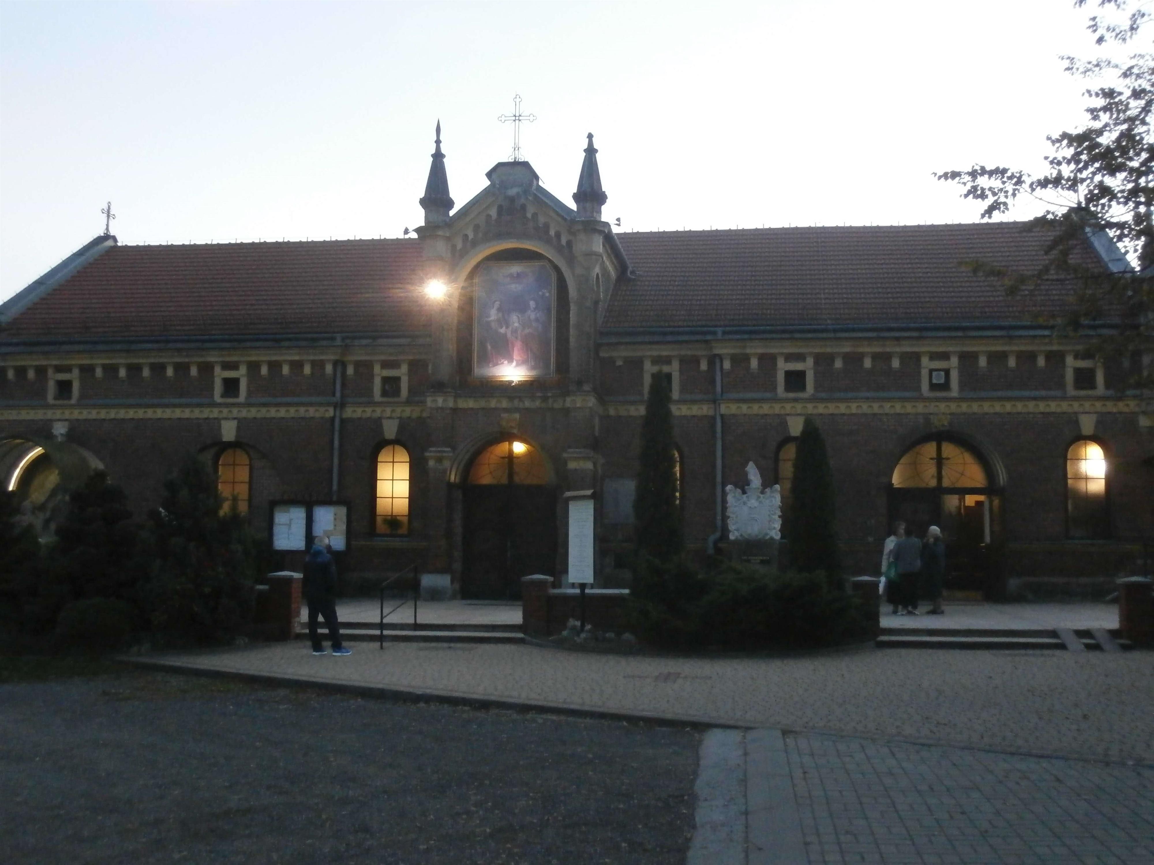 kaplica augustianów kraków prokocim